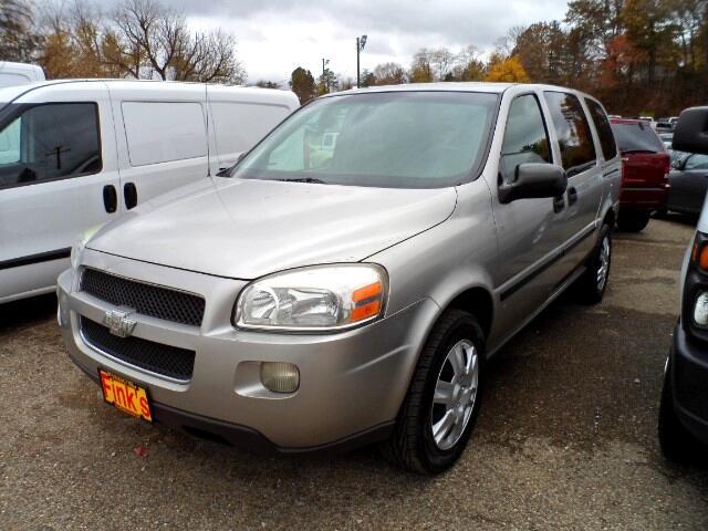 2006 Chevrolet Uplander Cargo Van FWD