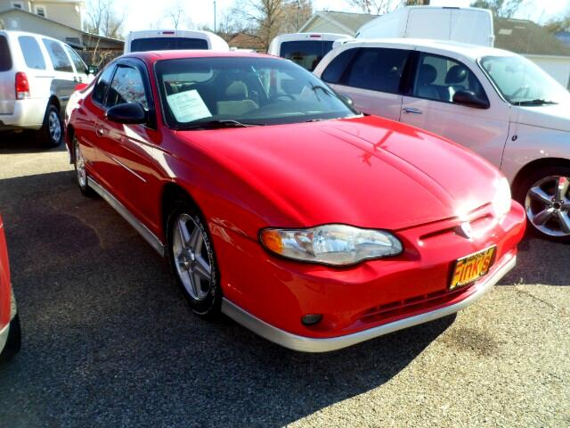 used 2004 chevrolet monte carlo supercharged ss for sale in zanesville oh 43701 finks quality. Black Bedroom Furniture Sets. Home Design Ideas