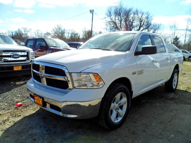 used 2015 ram 1500 slt crew cab swb 4wd for sale in zanesville oh 43701 finks quality used cars. Black Bedroom Furniture Sets. Home Design Ideas