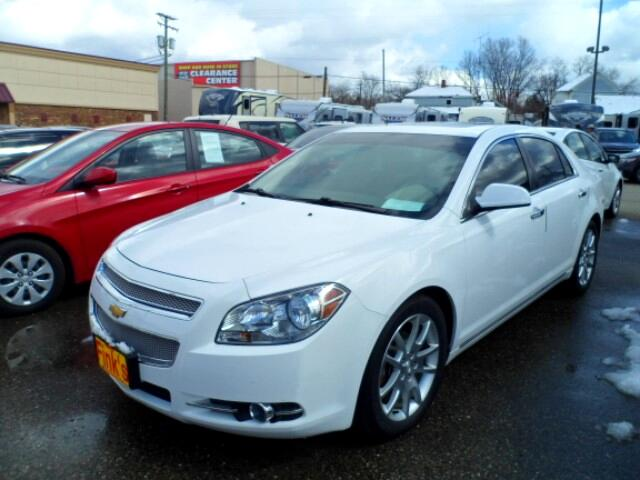 used 2012 chevrolet malibu 2ltz for sale in zanesville oh 43701 finks quality used cars. Black Bedroom Furniture Sets. Home Design Ideas