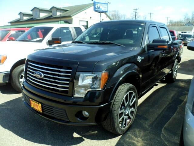 2010 Ford F-150 SuperCrew Harley Davidson 4WD