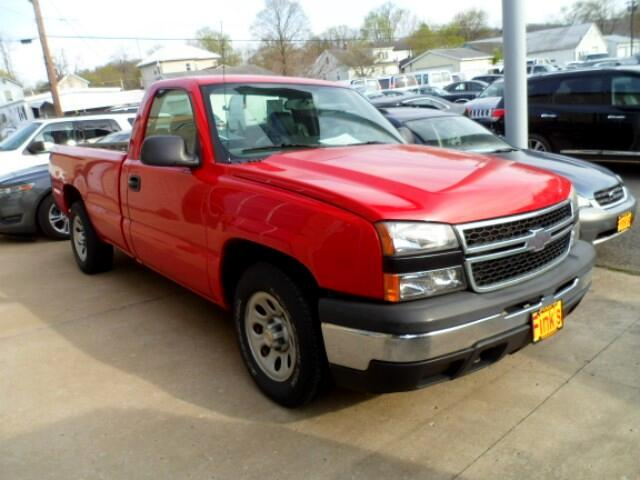 2006 Chevrolet Silverado 1500 LS Long Bed 2WD