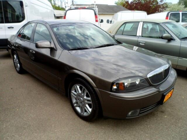 2004 Lincoln LS V8 Sport