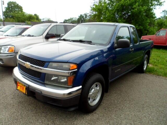 2005 Chevrolet Colorado LS ZQ8 Ext. Cab 2WD
