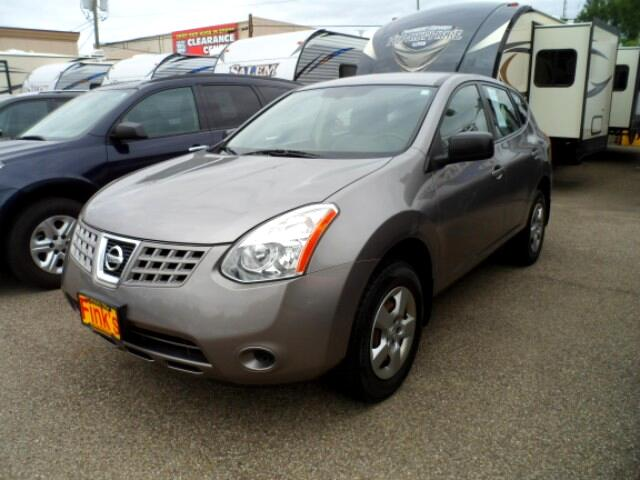 2009 Nissan Rogue S AWD