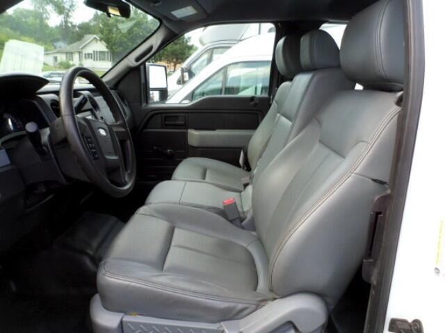 2012 Ford F-150 XL Super Cab 8-ft Bed 2WD
