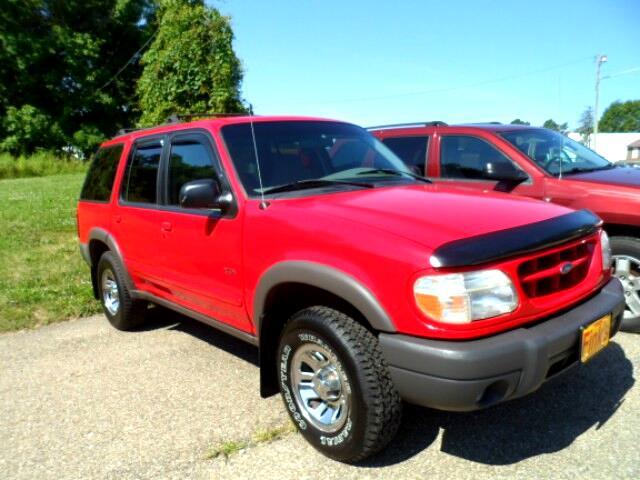 1999 Ford Explorer XLT 4WD