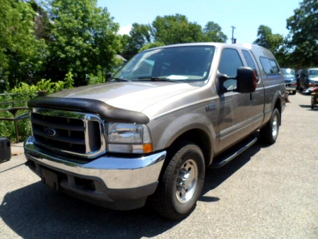 2003 Ford F-250 SD XLT SuperCab 2WD