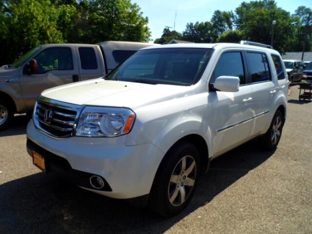 2014 Honda Pilot Touring 4WD 5-Spd AT with DVD