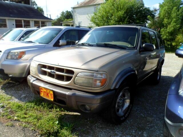 2001 Ford Explorer XLT 4WD