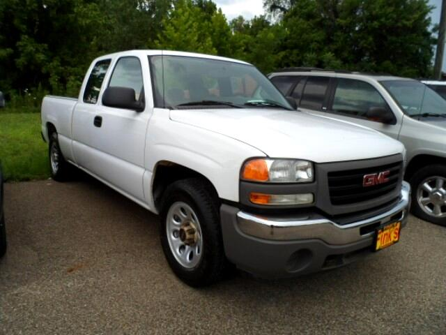 2007 GMC Sierra Classic 1500 Work Truck Ext. Cab 2WD