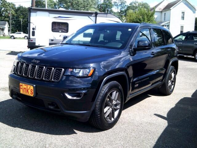 2016 Jeep Grand Cherokee Laredo 4WD 75TH Edition Package
