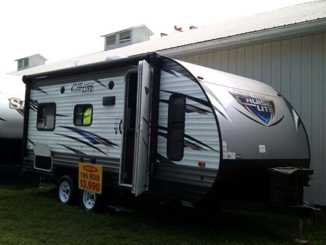 2018 Salem Cruise Lite 195RDB