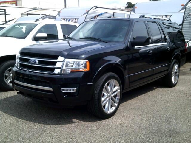 2015 Ford Expedition EL Limited Max 4WD