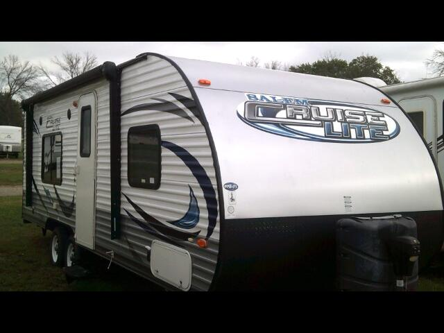 2014 Salem Cruise Lite 241QB