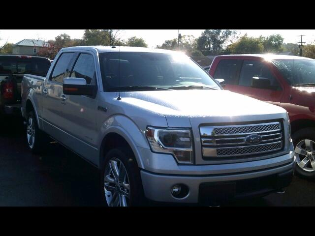 2014 Ford F-150 F-150 Limited Super Crew 4WD