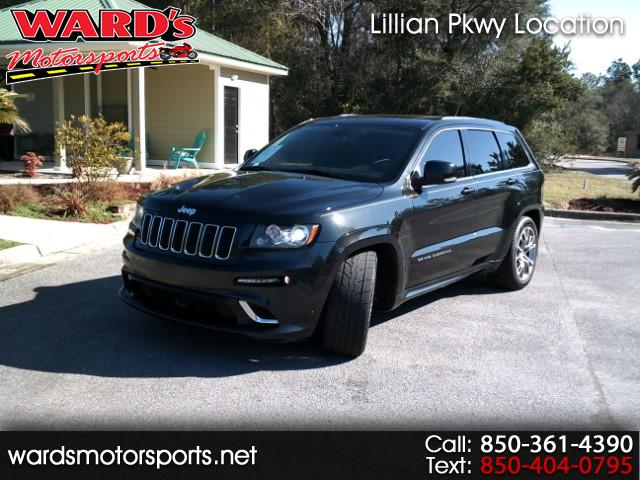 2012 Jeep Grand Cherokee SRT-8 SRT-8