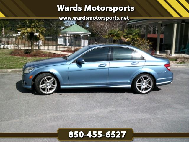 2010 Mercedes-Benz C-Class C300 Sport Sedan