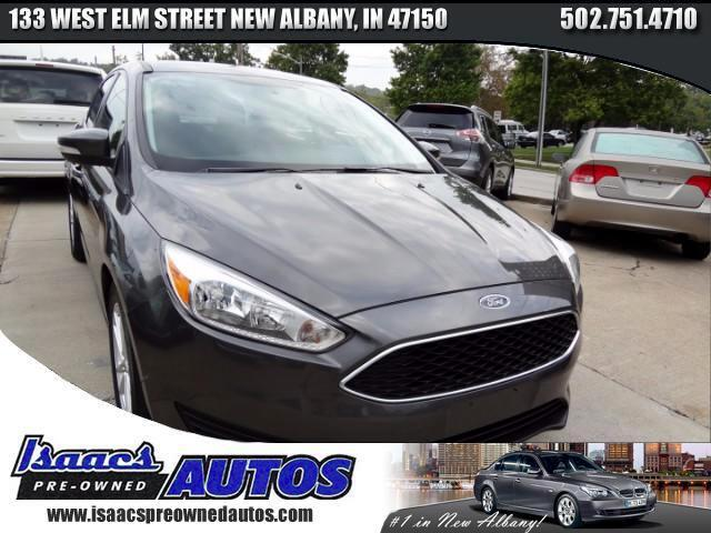 2015 Ford Focus SE Sedan & Used Cars for Sale New Albany IN 47150 Isaacs Pre-Owned Autos markmcfarlin.com