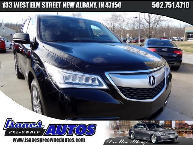 2014 Acura MDX SH-AWD w/Tech Package