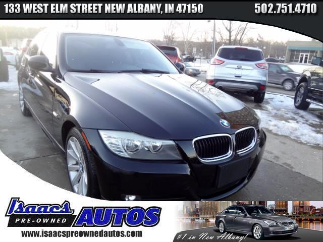 2011 BMW 3-Series 328i with navigation