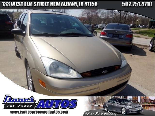 2002 Ford Focus Wagon SE
