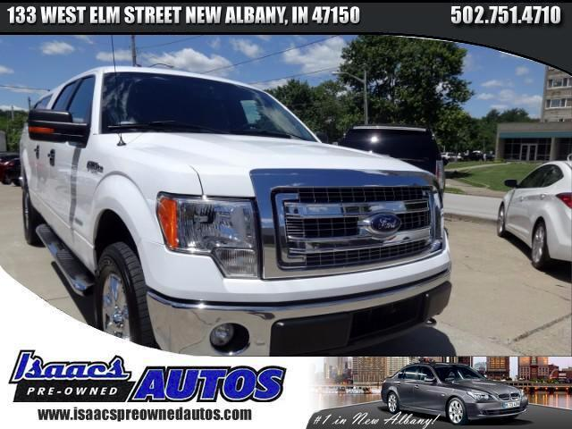 Used 2014 Ford F-150 for Sale in New Albany IN 47150 Isaacs Pre-Owned Autos & Used 2014 Ford F-150 for Sale in New Albany IN 47150 Isaacs Pre ... markmcfarlin.com
