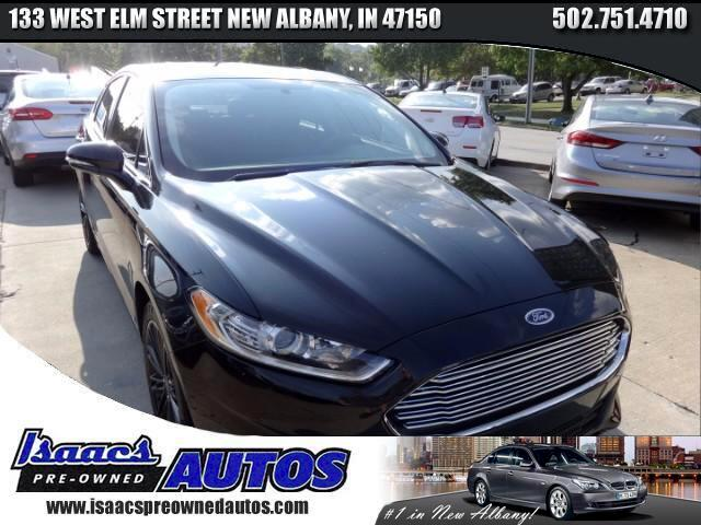 2014 Ford Fusion & Used Cars for Sale Isaacs Pre-Owned Autos markmcfarlin.com