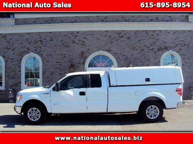 2014 Ford F-150 XLT SUPERCAB PAYLOAD RWD 8' BED