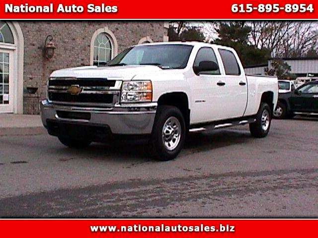 2012 Chevrolet Silverado 2500HD LS Crew Cab Short Bed 4WD