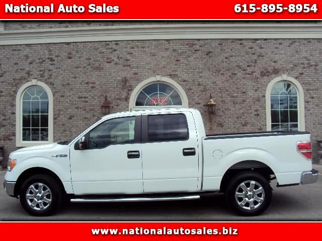 2014 Ford F-150 XLT SuperCab 5.5-ft Box 2WD