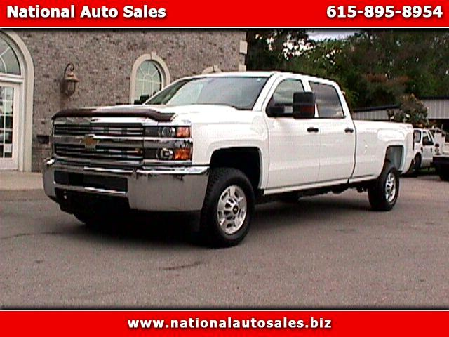 2015 Chevrolet Silverado 2500HD LS Crew Cab Long Box 4WD