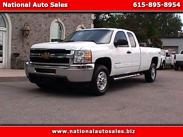 2013 Chevrolet Silverado 2500HD LT Ext. Cab Long Bed 4WD