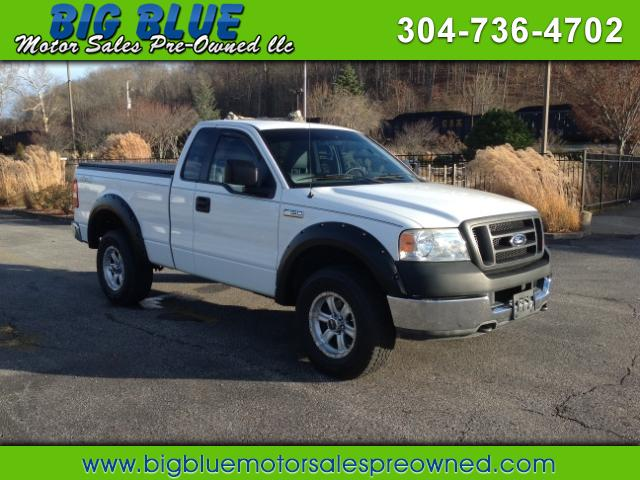 2005 Ford F-150 XL 4WD