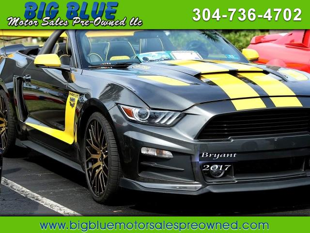 2015 Ford Mustang GT PLUS CONVERTIBLE