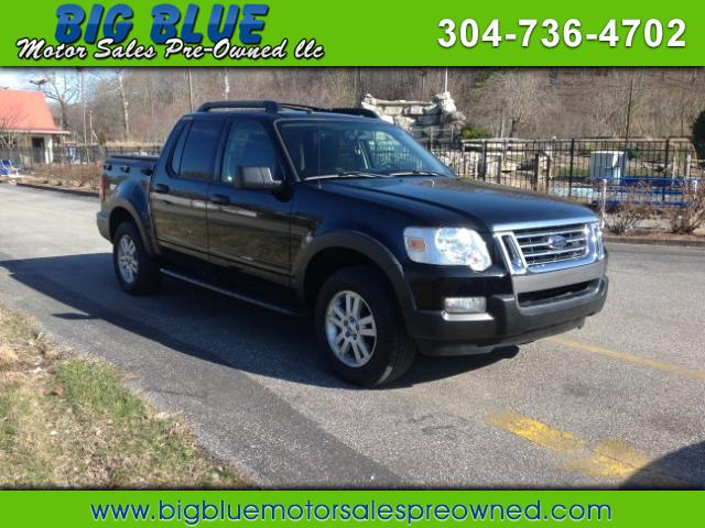 2010 Ford Explorer Sport Trac 4dr 126
