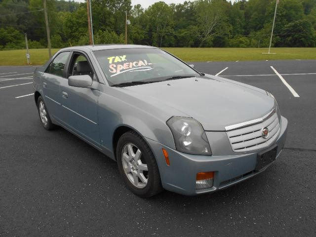 Used 2007 Cadillac Cts For Sale In Barboursville Wv 25504