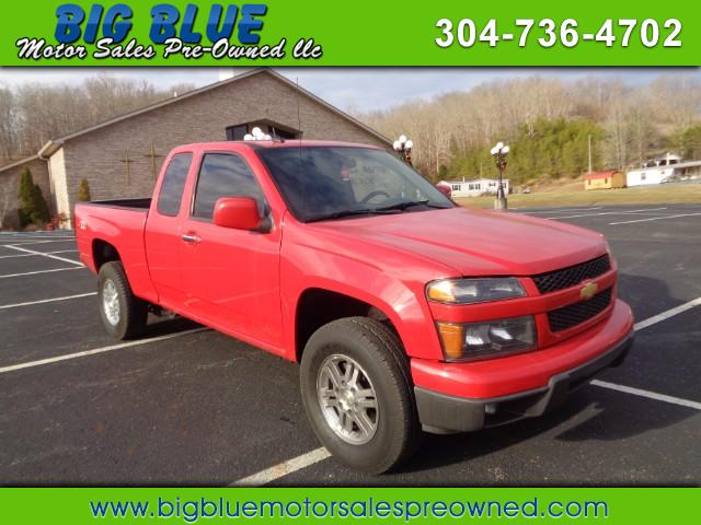 2012 Chevrolet Colorado 2LT Ext. Cab 4WD