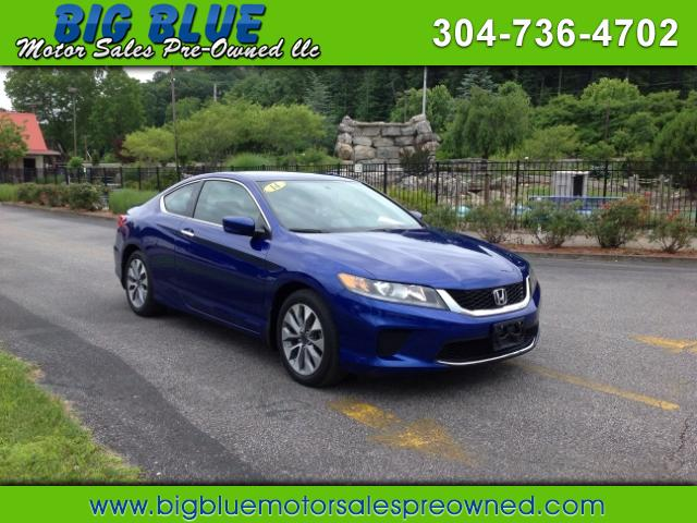 2014 Honda Accord LX-S Coupe CVT