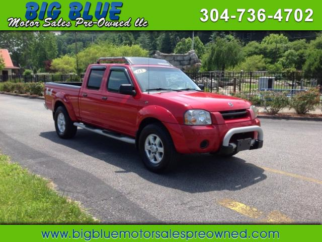 2003 Nissan Frontier SVE-V6 Crew Cab 4WD