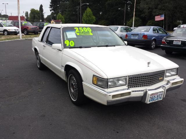 used 1990 cadillac deville sold in tacoma wa 98409 jake 39 s. Cars Review. Best American Auto & Cars Review
