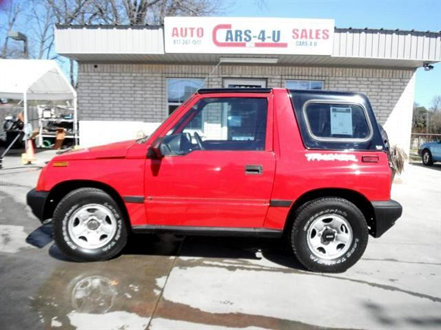 515 Top Geo Tracker For Sale Asap