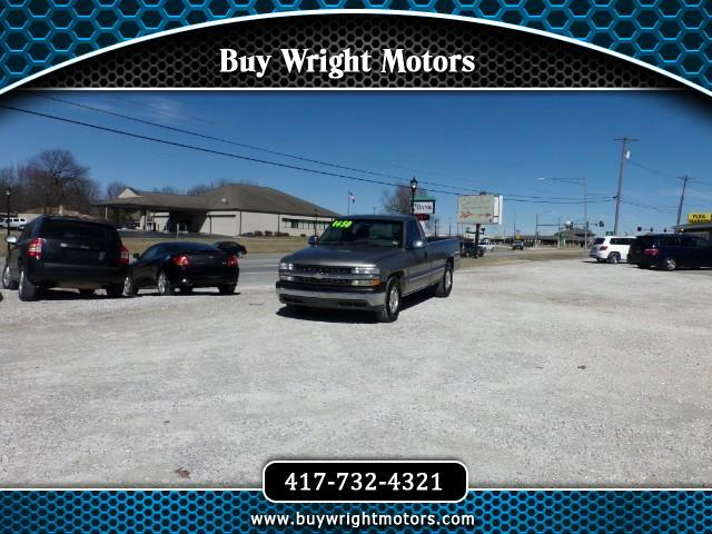 1999 Chevrolet Silverado 1500 LS Regular Cab Long Bed 2WD