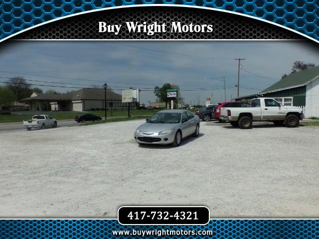 2003 Chrysler Sebring LX Plus Sedan