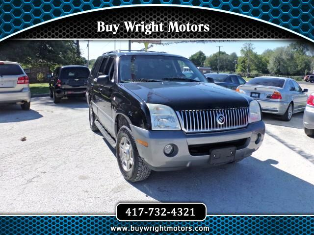 2003 Mercury Mountaineer Convenience 4.0L AWD