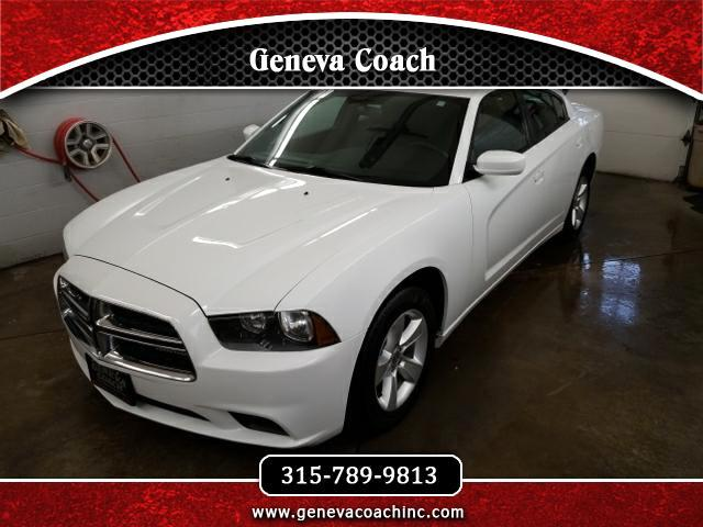 2011 Dodge Charger 4dr Sdn 4-Spd Auto RWD