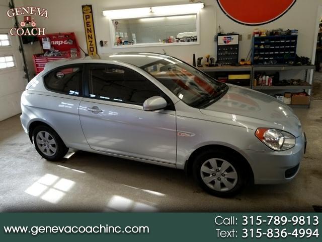 2010 Hyundai Accent 3-door