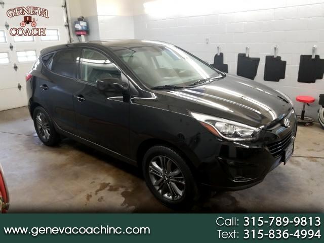 2015 Hyundai Tucson Sport AWD