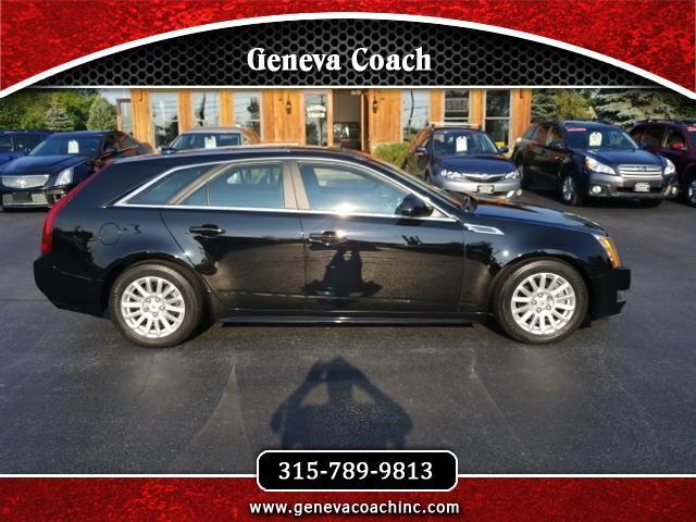 2010 Cadillac CTS Sport Wagon 3.0L Luxury AWD