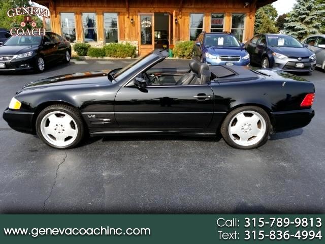 1997 Mercedes-Benz S-Class AMG S 65 Cabriolet